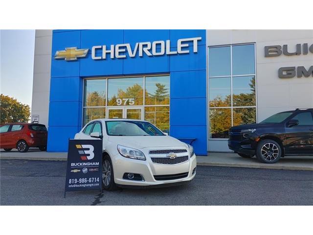 2013 Chevrolet Malibu LTZ (Stk: 21264A) in Gatineau - Image 1 of 17