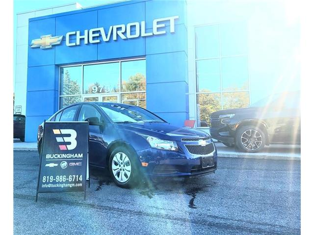 2012 Chevrolet Cruze LS (Stk: 21342A) in Gatineau - Image 1 of 9