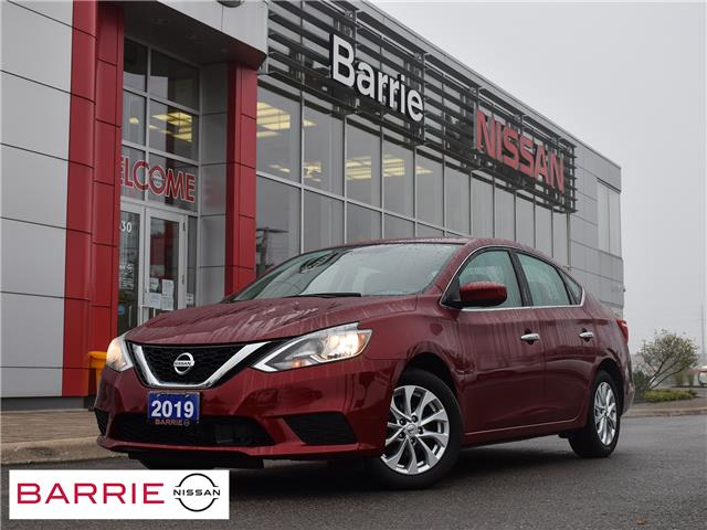 2019 Nissan Sentra 1.8 S (Stk: P4906) in Barrie - Image 1 of 28