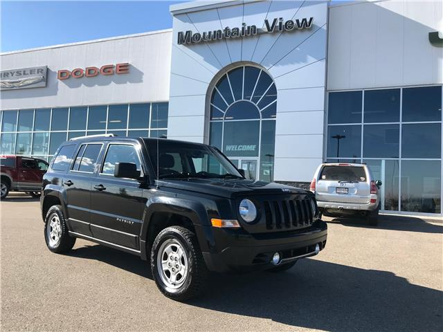 2016 Jeep Patriot Sport/North (Stk: AM102A) in Olds - Image 1 of 12