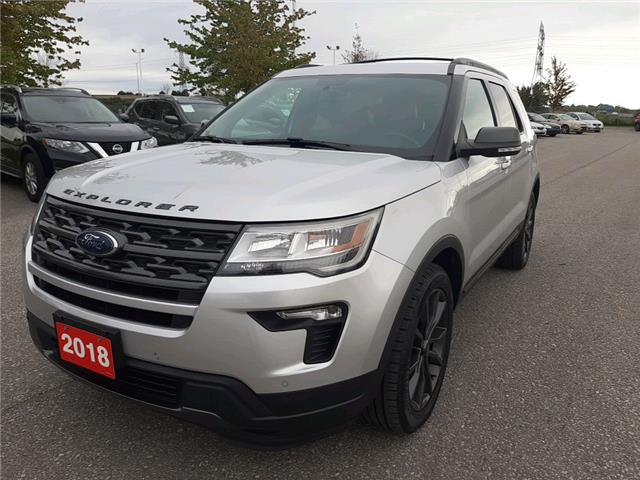 2018 Ford Explorer XLT (Stk: NC213789A) in Bowmanville - Image 1 of 13