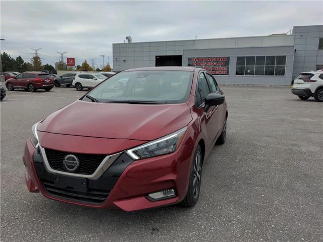 2021 Nissan Versa SR (Stk: ML864762) in Bowmanville - Image 1 of 13