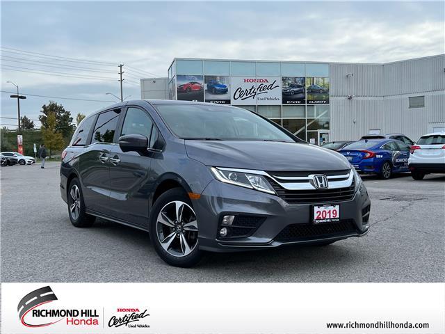 2019 Honda Odyssey EX (Stk: 222145P) in Richmond Hill - Image 1 of 25