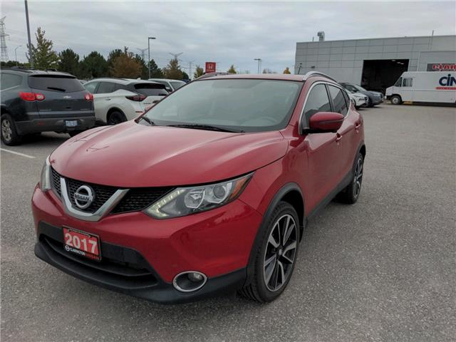 2017 Nissan Qashqai SL (Stk: ML490018A) in Bowmanville - Image 1 of 13