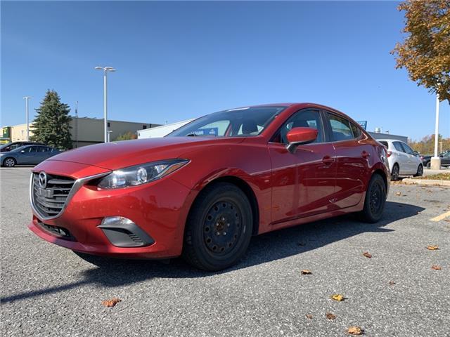 2015 Mazda Mazda3 GS (Stk: A0983) in Ottawa - Image 1 of 6