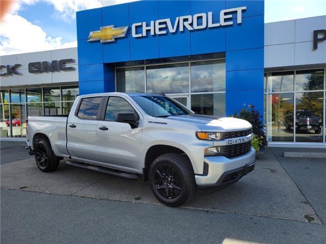 2021 Chevrolet Silverado 1500 Custom (Stk: 21T220) in Port Alberni - Image 1 of 24