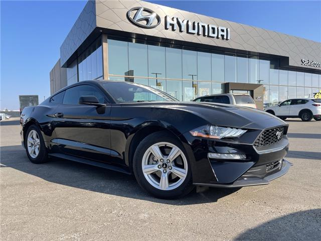 2019 Ford Mustang EcoBoost (Stk: 40488C) in Saskatoon - Image 1 of 18