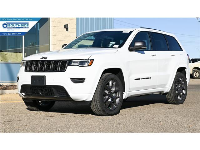 2021 Jeep Grand Cherokee Limited (Stk: GC2181) in Red Deer - Image 1 of 26
