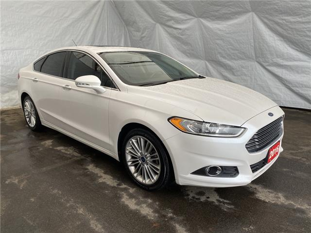 2016 Ford Fusion SE (Stk: IU2512) in Thunder Bay - Image 1 of 24