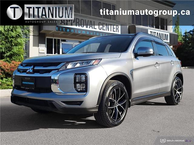 2020 Mitsubishi RVR GT (Stk: 601135) in Langley Twp - Image 1 of 22
