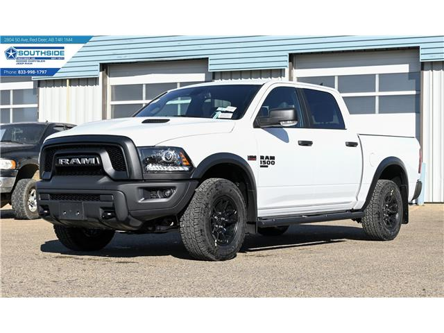 2021 RAM 1500 Classic SLT (Stk: W21181) in Red Deer - Image 1 of 21