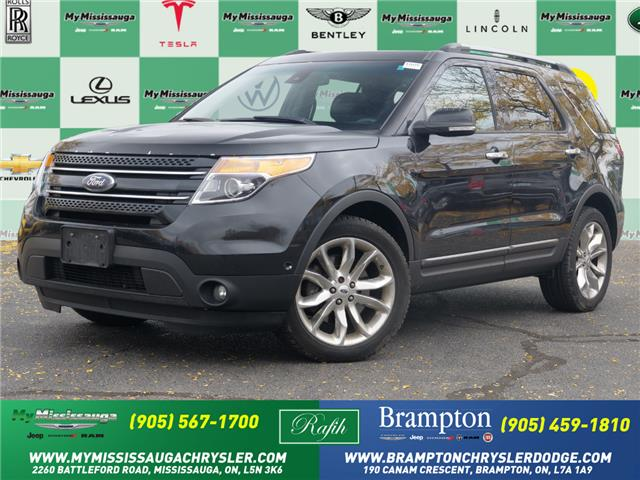 2015 Ford Explorer Limited (Stk: 1805) in Mississauga - Image 1 of 26