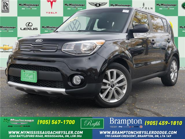 2017 Kia Soul EX+ (Stk: 1652A) in Mississauga - Image 1 of 22