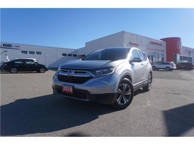 2018 Honda CR-V LX (Stk: P21-222A) in Vernon - Image 1 of 15