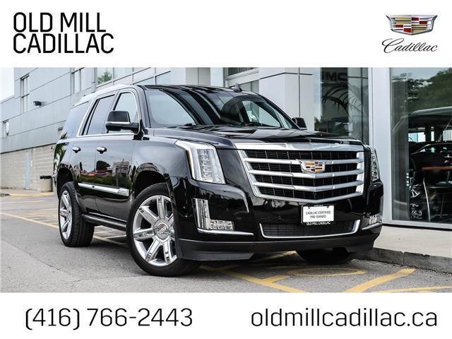2017 Cadillac Escalade Premium Luxury (Stk: 376212U) in Toronto - Image 1 of 28