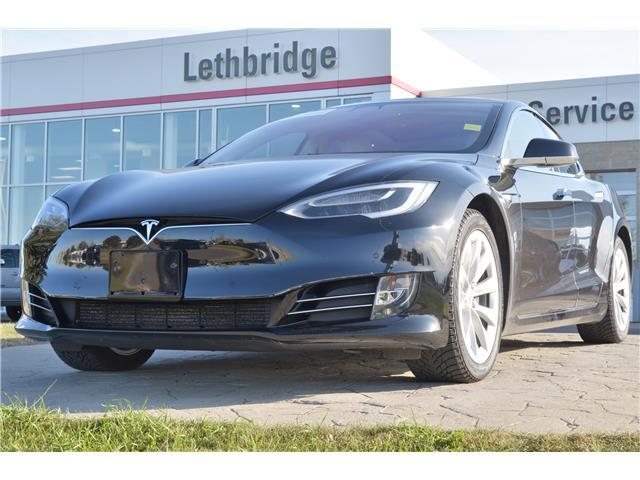 2017 Tesla MODEL S 75D  (Stk: UC0419A) in Lethbridge - Image 1 of 34
