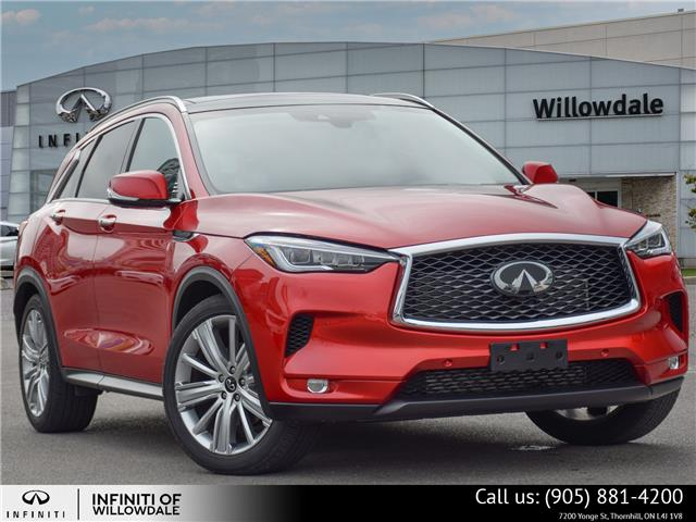 2020 Infiniti QX50 ProASSIST (Stk: H9838A) in Thornhill - Image 1 of 29