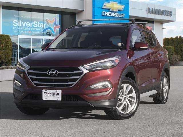 2017 Hyundai Tucson SE (Stk: 21830A) in Vernon - Image 1 of 26