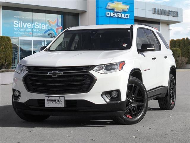 2019 Chevrolet Traverse Premier (Stk: 21807B) in Vernon - Image 1 of 26
