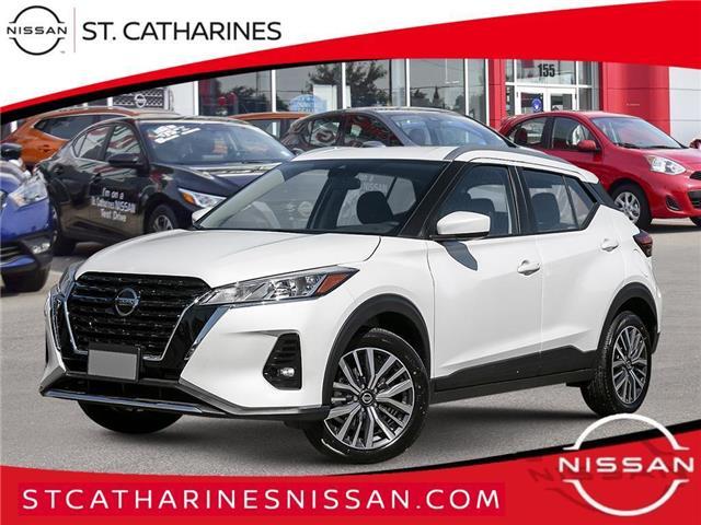 2021 Nissan Kicks SV (Stk: ML550639) in St. Catharines - Image 1 of 23