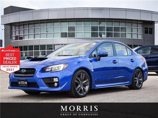 2017 Subaru WRX Sport-tech (Stk: 4616) in Winnipeg - Image 1 of 23