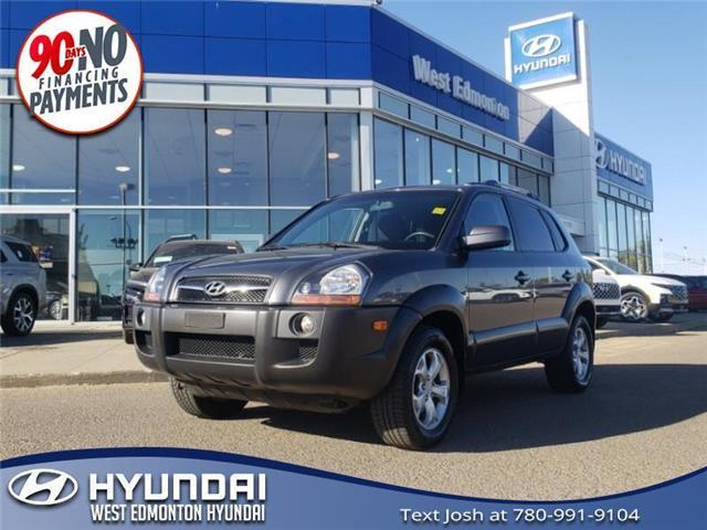 2009 Hyundai Tucson GL (Stk: 25614A) in Edmonton - Image 1 of 21
