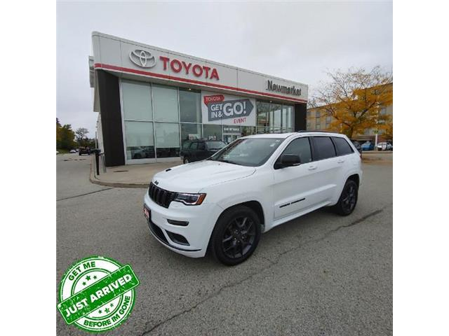 2019 Jeep Grand Cherokee Limited (Stk: 366131) in Newmarket - Image 1 of 16