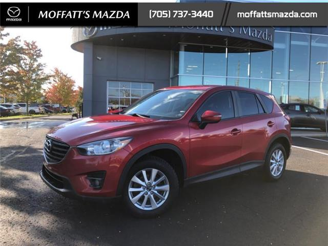 2016 Mazda CX-5 GS (Stk: P9596A) in Barrie - Image 1 of 21