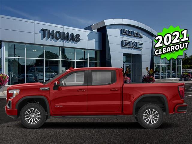 2021 GMC Sierra 1500 AT4 (Stk: T45916) in Cobourg - Image 1 of 1