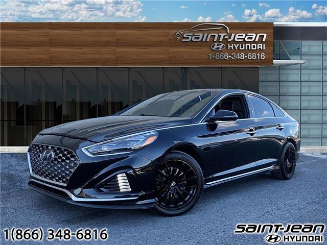 2018 Hyundai Sonata 2.0T Sport (Stk: 4692A) in Saint-Jean-sur-Richelieu - Image 1 of 26