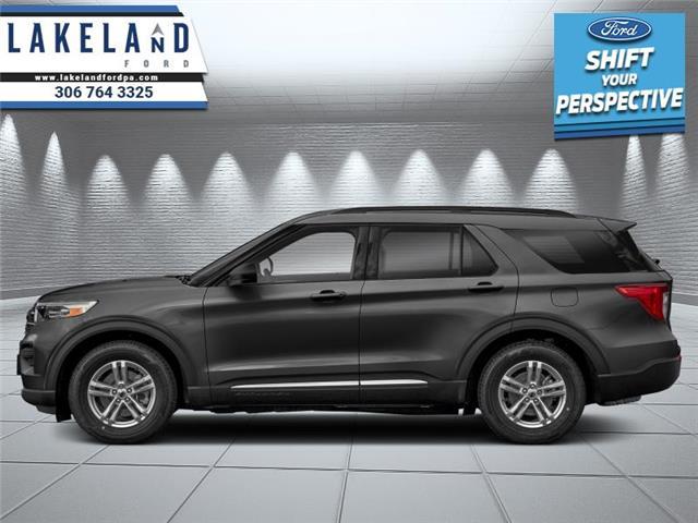 2021 Ford Explorer XLT (Stk: 21-549) in Prince Albert - Image 1 of 1