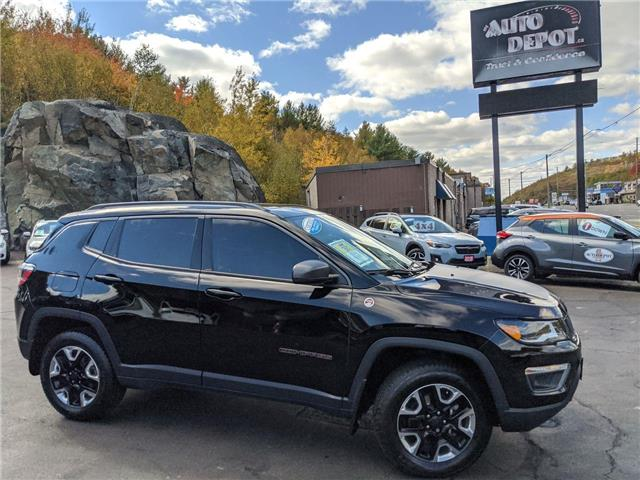 2017 Jeep Compass Trailhawk (Stk: 12697) in Sudbury - Image 1 of 30