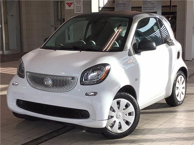 2016 Smart Fortwo Pure (Stk: 23095A) in Kingston - Image 1 of 8