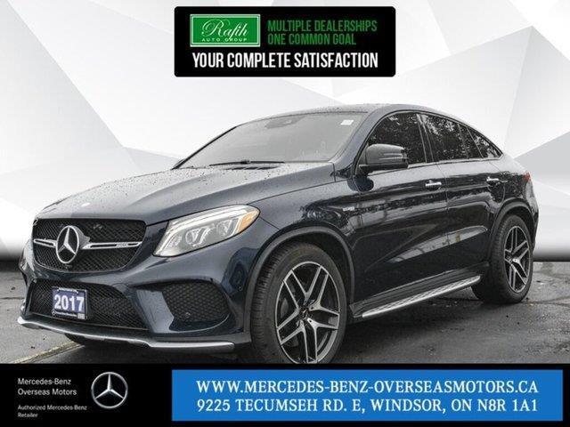 2017 Mercedes-Benz AMG GLE 43 Base (Stk: M8130A) in Windsor - Image 1 of 23