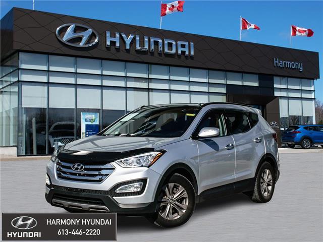 2015 Hyundai Santa Fe Sport  (Stk: 22022a) in Rockland - Image 1 of 29