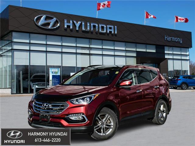 2018 Hyundai Santa Fe Sport 2.4 Luxury (Stk: 22084A) in Rockland - Image 1 of 30