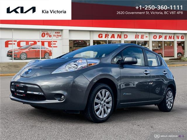 2015 Nissan LEAF  (Stk: A1893) in Victoria - Image 1 of 24