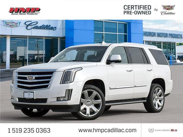 2019 Cadillac Escalade Luxury (Stk: 85847) in Exeter - Image 1 of 27