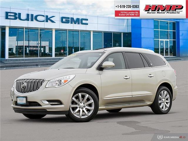 2017 Buick Enclave Premium (Stk: 78606) in Exeter - Image 1 of 27