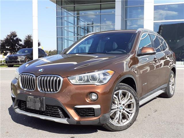 2017 BMW X1 xDrive28i (Stk: P10141) in Gloucester - Image 1 of 13