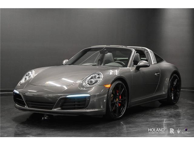 2017 Porsche 911 Targa 4S (Stk: P0938A) in Montreal - Image 1 of 30
