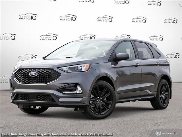 2021 Ford Edge  (Stk: DD016) in Sault Ste. Marie - Image 1 of 23