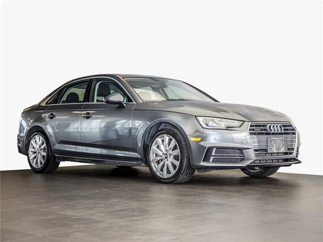 2018 Audi A4 2.0T Komfort (Stk: 93954A) in Nepean - Image 1 of 21