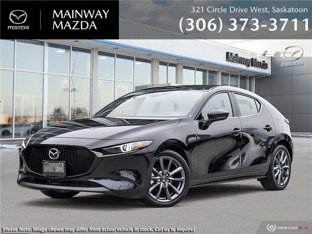 2021 Mazda Mazda3 Sport GT w/Premium Package (Stk: M21489) in Saskatoon - Image 1 of 23