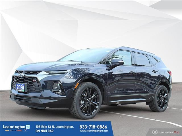 2020 Chevrolet Blazer RS (Stk: 21-579A) in Leamington - Image 1 of 30