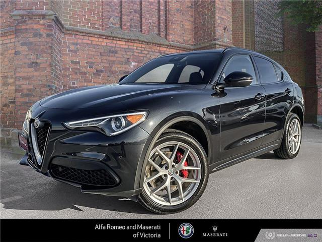 2018 Alfa Romeo Stelvio ti (Stk: 906400) in Victoria - Image 1 of 25