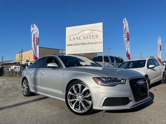 2012 Audi A6 3.0 Premium Plus (Stk: ) in Ottawa - Image 1 of 30