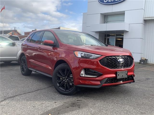 2021 Ford Edge ST Line (Stk: 021247) in Parry Sound - Image 1 of 23