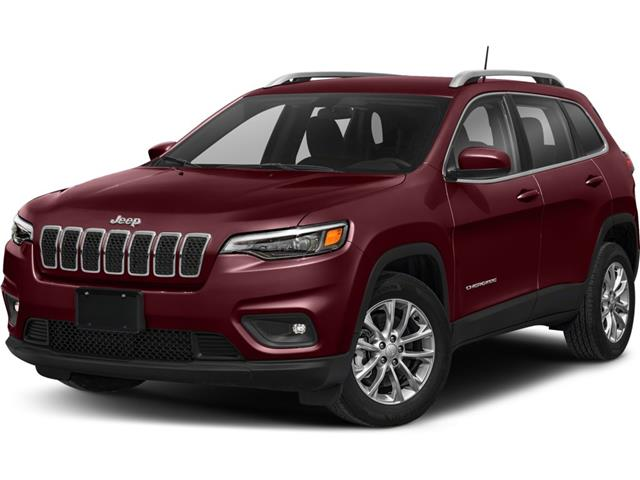 2021 Jeep Cherokee Altitude (Stk: 21006) in Mississauga - Image 1 of 6
