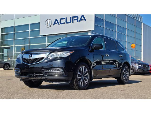 2015 Acura MDX Technology Package (Stk: A4584) in Saskatoon - Image 1 of 23